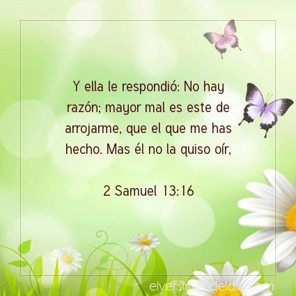 Imagen El versiculo del dia 2 Samuel 13:16