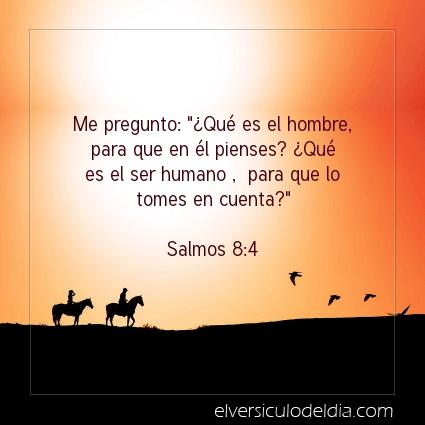 Imagen El versiculo del dia Salmos 8:4