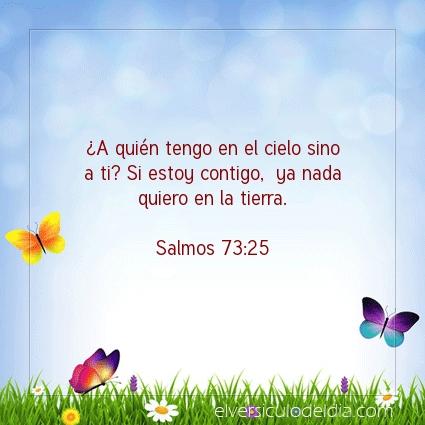 Imagen El versiculo del dia Salmos 73:25
