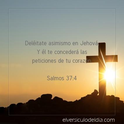 Imagen El versiculo del dia Salmos 37:4