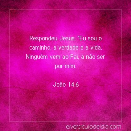 Imagem Verso do dia João 14:6